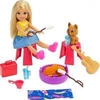 Mattel Barbie Chelsea karavan 5