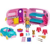 Mattel Barbie Chelsea karavan 2