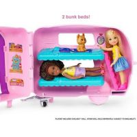 Mattel Barbie Chelsea karavan 4