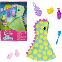 Mattel Barbie Club Chelsea oblečky a doplňky župan Dino