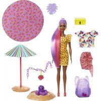 Mattel Barbie Color Reveal Bábika Pena plná zábavy Jahoda