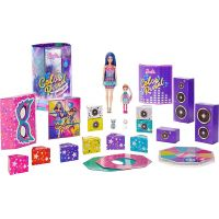 Mattel Barbie Color Reveal vianočné herný set