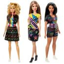 Mattel Barbie D.I.Y Crayola Magický vzor Růžová tužka 4