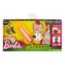 Mattel Barbie D.I.Y Crayola Magický vzor Růžová tužka 5