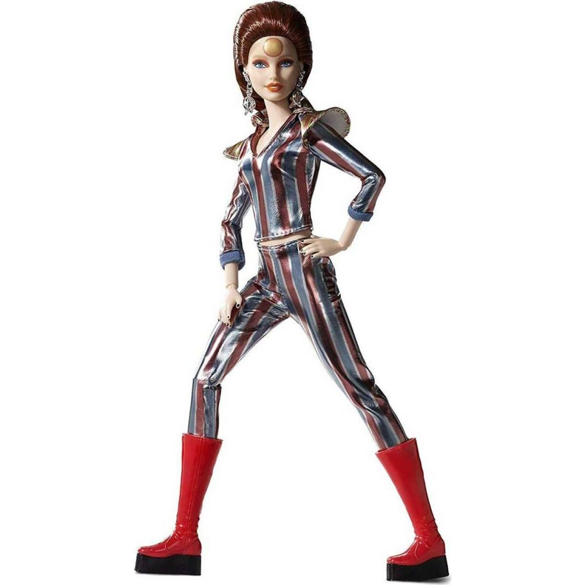 Mattel Barbie David Bowie