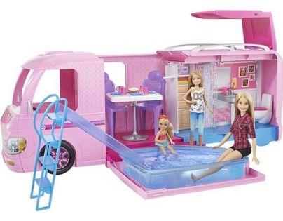 Mattel Barbie Dream camper Karavan snů