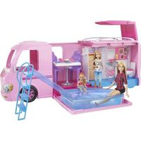 Mattel Barbie Dream camper Karavan snů 2