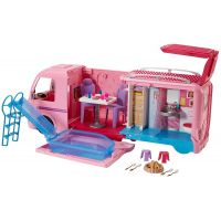 Mattel Barbie Dream camper Karavan snů 5