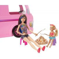 Mattel Barbie Dream camper Karavan snů 6