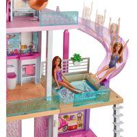 Mattel Barbie dům snů se skluzavkou - Poškozený obal 4