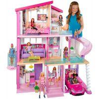 Mattel Barbie dům snů se skluzavkou - Poškozený obal 3