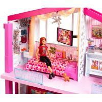 Mattel Barbie dům snů se skluzavkou - Poškozený obal 6