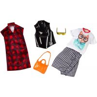 Mattel Barbie Dvoudílný set oblečení FKT41
