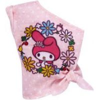 Mattel Barbie Hello Kitty Tématické oblečky FLP43