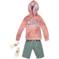 Mattel Barbie Kenovy oblečky Mikina Malibu