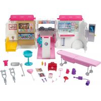 Mattel Barbie Klinika na kolech 2