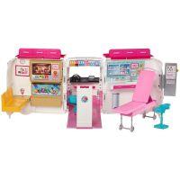 Mattel Barbie Klinika na kolech 3