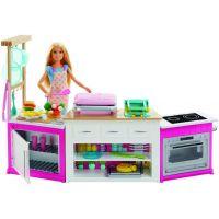 Mattel Barbie kuchyně snů