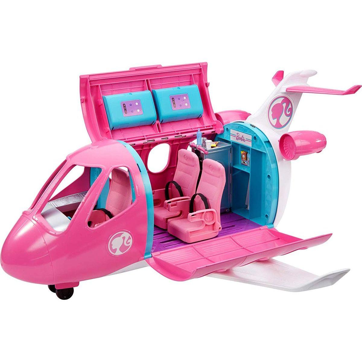 Mattel Barbie letadlo snů