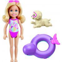 Mattel Barbie magický delfín Chelsea