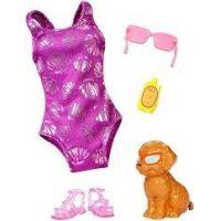 Mattel Barbie magický delfín doplňky Plavky