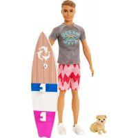 Mattel Barbie magický delfín Ken
