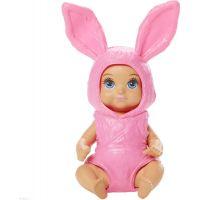 Mattel Barbie miminko v kostýmu Růžové