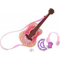 Mattel Barbie mini doplňky Kytara