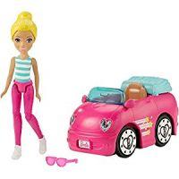 Mattel Barbie Mini vozítko panenka Auto FHV77