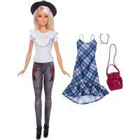 Mattel Barbie modelka s doplňky a oblečky 83