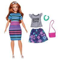 Mattel Barbie modelka s doplňky a oblečky 84