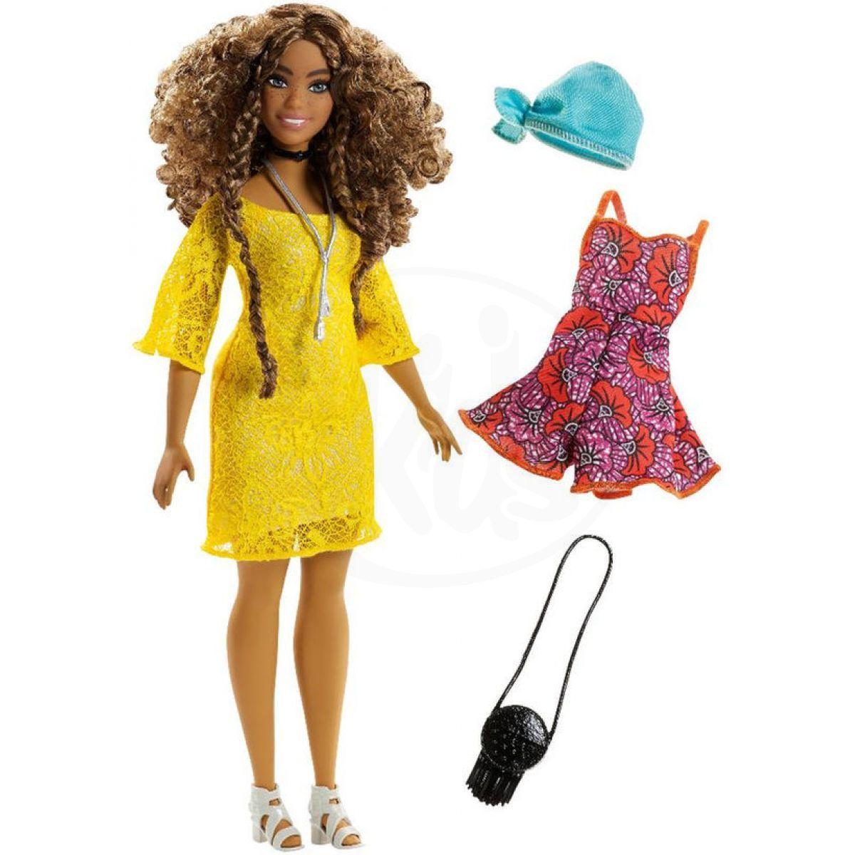 ca3bfea1b052 Mattel Barbie modelka s doplňky a oblečky 85