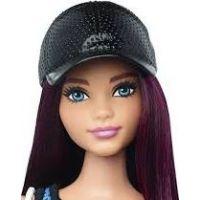 Mattel Barbie modelka s oblečky a doplňky 38 3