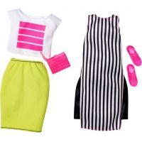 Mattel Barbie modelka s oblečky a doplňky 38 4