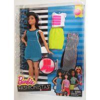 Mattel Barbie modelka s oblečky a doplňky 38 5
