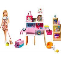 Mattel Barbie obchod pro zvířátka