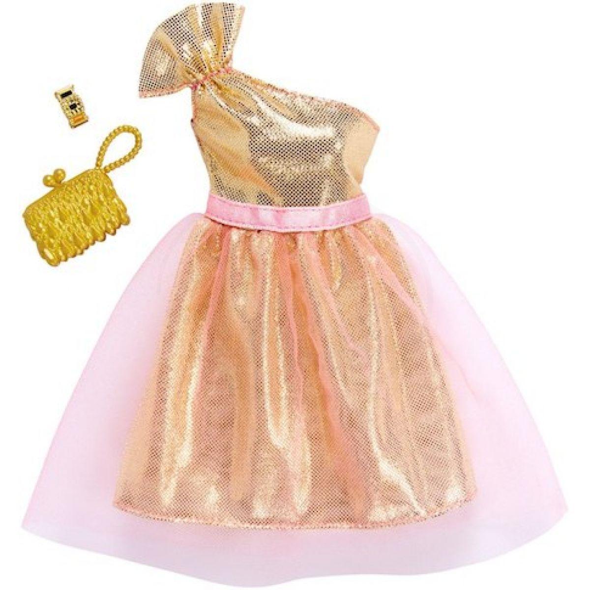 6cc9a2a65ff Mattel Barbie Oblečení s doplňky FKT10