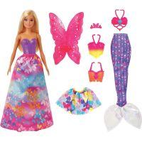 Mattel Barbie panenka a pohádkové doplňky