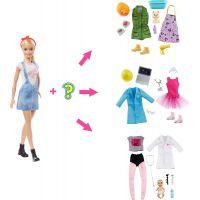 Mattel Barbie panenka a povolání s překvapením