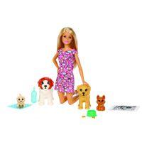 Mattel Barbie péče o štěňátka - Poškozený obal