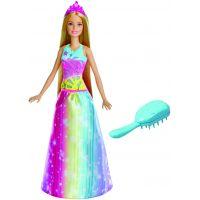 Mattel Barbie Princezna Magické vlasy Blondýnka