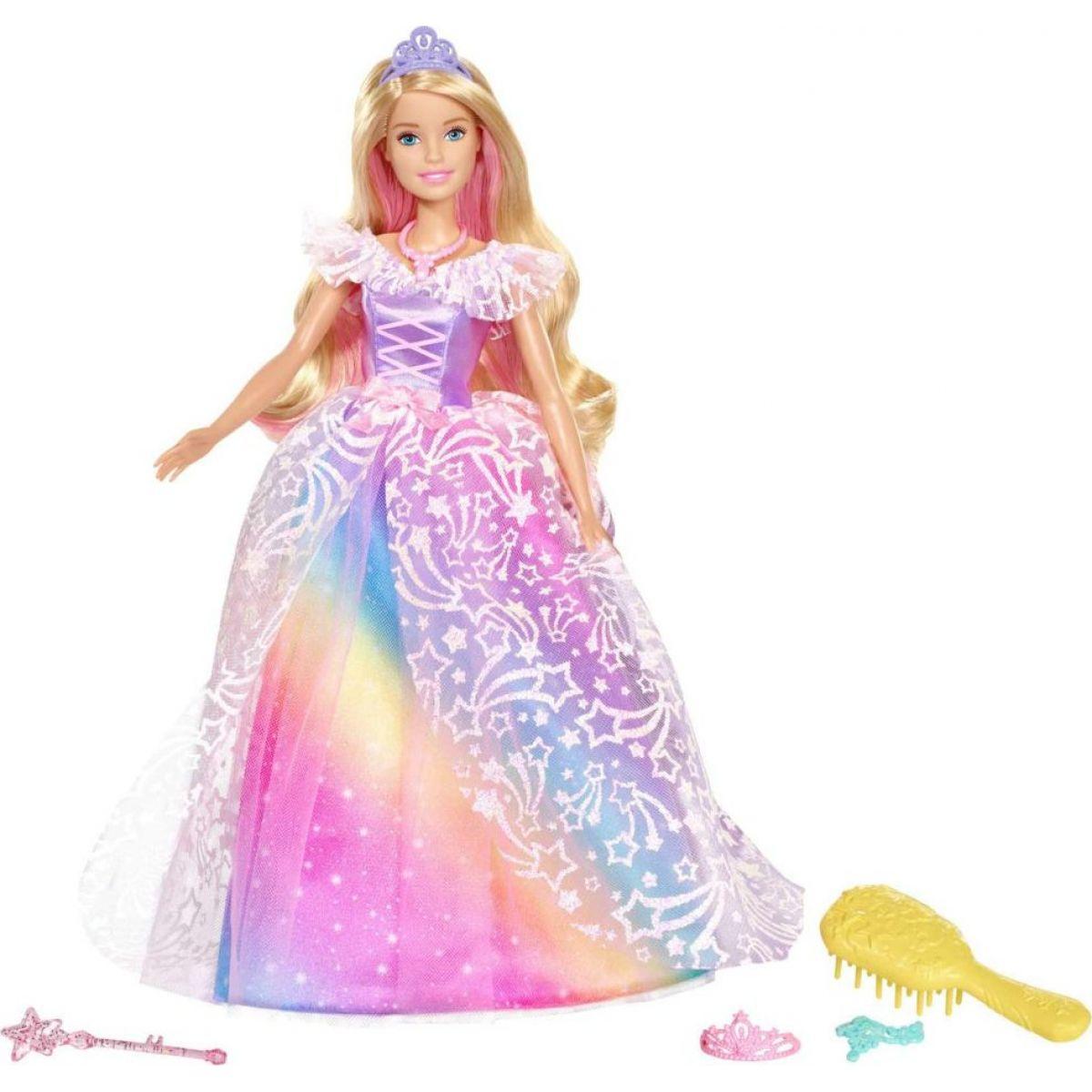 Mattel Barbie princezna na královském bále