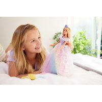Mattel Barbie princezna na královském bále 5