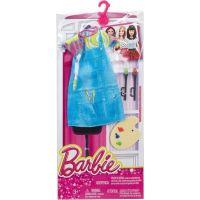 Mattel Barbie profesní oblečení DNT93 Malířka 4