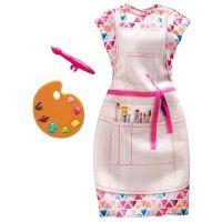 Mattel Barbie profesní oblečení s doplňky Malířka