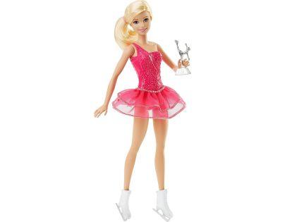 Mattel  Barbie první povolání Krasobruslařka