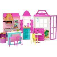 Mattel Barbie Reštaurácia s bábikou Herný set