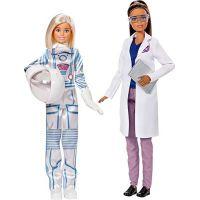 Mattel Barbie s kamarádkou Astroložka a kosmonautka