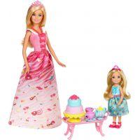 Mattel Barbie sladký čajový dýchánek