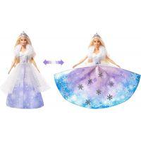 Mattel Barbie sněhová princezna